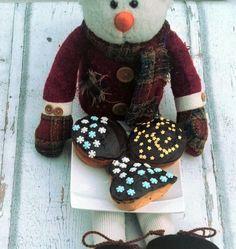 Cakes moelleux oranges et citrons confits et recouverts en chocolat - La Petite Ju Nantaise Orange, Gingerbread Cookies, Desserts, Preserved Lemons, Chocolates, Madeleine, Bon Appetit, Battle, Advent