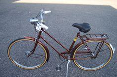 "Vintage Raleigh  Women Superbe Bicycle (Bike) 21"" Frame Original 1975 #Raleigh"