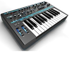 Just got one - this thing is rad! Novation Bass Station 2