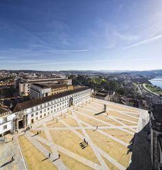 BB Arquitectos_Patio das Escolas - Coimbra (portugal)