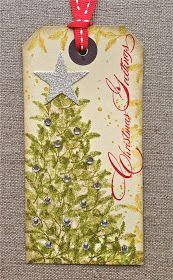 Petite Fleur Paperie: Twelve Tags of Christmas - Part 2 !