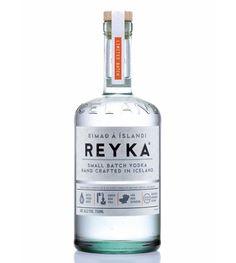 Reyka Vodka by Here Design