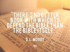 D.L Moody
