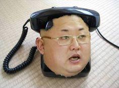 こんないつ核ミサイルぶっ放すかわからんような電話嫌やろ…
