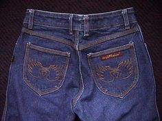 laws of general economy: Vintage Straight Leg Sergio Valente Jeans ...