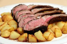 Rack of Lamb with Spice Crust and Fried Potatoes | Jacques Pepin – Heart and Soul | KQED Food | from #JPHeartandSoul