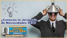 ¿Conocés la Jerarquía de Necesidades de la SEO? Leer más acá --> https://goo.gl/WhjRFE - #SEOCostaRica - #PosicionamientoWeb - #MarketingDigitalCostaRica -
