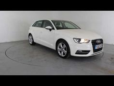 AUDI A3 2.0 TDI SPORT - Air Conditioning - Alloy Wheels - DAB Radio - Parking Sensors | In white with 60000 miles on the clock. Click here to see the full ...