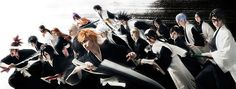 Rock Musical Bleach: Another Above Ground - Il cast e le foto dei protagonisti - Sw Tweens