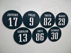 Philadelphia Eagles Magnets - 2018 Eagles Magnets - Champions Fly Eagles Fly #PhiladelphiaEagles