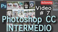 """PHOTOSHOP TUTORIALES EN ESPAÑOL  """": #Photoshop CC Nivel Intermedio 7. Procesador de Im..."""