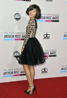 Zendaya Coleman... I love the style of this combo!!