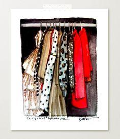 closet // paper fashion