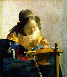 ... by Jan Johannes Vermeer is a famous painting of the Dutch Artist