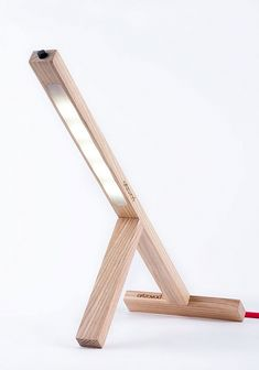 Portable Handmade LED Lamp