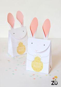 DIY de Pâques : La BunnyHouse à faire soi-même !