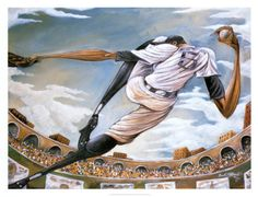 """""""The Pitch"""" by Frank Morrison"""