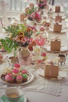 High tea Luncheon