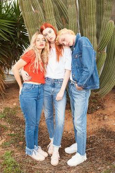 #girls #cactus