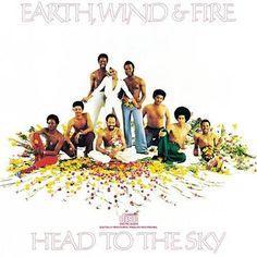 Earth Wind & Fire - Head to the Sky - CVR