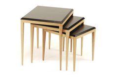 Matthew Elton Ltd | London | Furniture | Echid, Nest Tables
