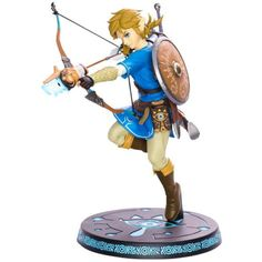 The Legend of Zelda: Breath Of The Wild – Link – AF Limited Edition