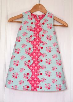 Diy Crafts - Come Sew with The Cottage Mama at The Martha Pullen School of Art Fashion - The Cottage Mama Frocks For Girls, Kids Frocks, Little Girl Dresses, Girls Dresses Sewing, Baby Dresses, Dress Girl, Sewing Clothes, Toddler Dress, Toddler Outfits