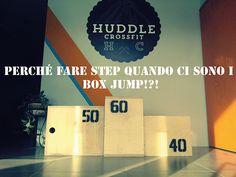 WOD 1 | Martedì 3 Giugno | Huddle CrossFit