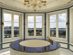 Le Palais Royal - 935 Hillsboro Mile, Hillsboro Beach, Florida 33062 #mansionhomes #dreamhome #mansion