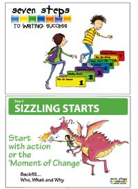 NEW! Seven Steps Posters