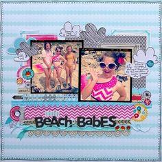 Suzy Plantamura - Three Beach Babes
