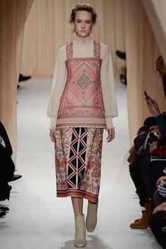 Valentino Spring 2015 Couture - Helena Bordon