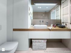 Modern, which is actually the easiest. No more decorations and mass - Baustil Narrow Bathroom, Bathroom Layout, Modern Bathroom Design, Bathroom Interior Design, Contemporary Bathroom Sinks, Minimal Bathroom, Bad Inspiration, Bathroom Inspiration, Pinterest Bathroom Ideas