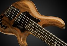 Paul Reed Smith 5-String Bass Guitar