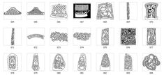 Authentic Viking Designs, Motifs and Images