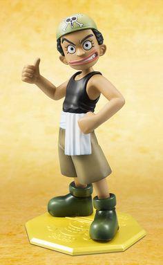 One Piece Excellent Model Mild Portrait of Pirates CB-R3 - Usopp on Crunchyroll