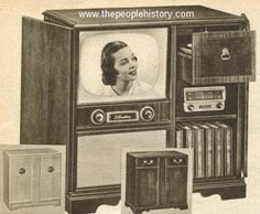 Electrical goods and appliances in the 1950's prices examples from The People History Site