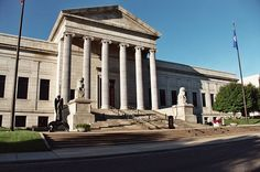 Minneapolis Institute of Art, MINNESOTA.  I took an art class here when I was 9 yrs. old, and won a prize for a tree I drew.