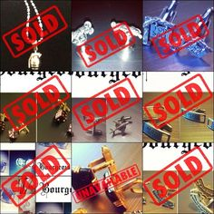 "Thank you for the constant support this #HolidaySeason! The following #cufflinks & #necklaces #pendants are currently #soldout or #unavailable... #BOMB #grenade necklace/pendant, #godofwar, #forsale, #crapshoot gold, #af1s #airforceones, #jetsetter, #dimepiece, #greatgatsby & #gooldenstateofmind cufflink sets! Be on the look out for our new collection for 2014 and check out our #onlineshop Etsy.com/shop/BourgeoisCo for the best #MensAccessories! "" & #StayBourgeois…"