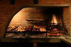 Argentina and asado/ parillas