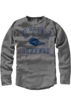 This would be $32 well spent. University of Texas San Antonio Roadrunners Long Sleeve T-Shirt | University of Texas- San Antonio.