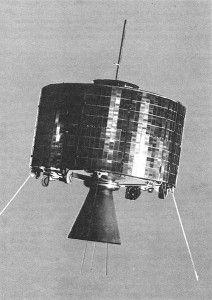 World's First Geosynchronous Satellite