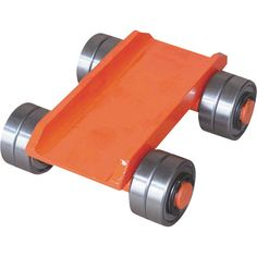 The Northern Industrial machinery skate is designed to move heavy equipment and machinery.