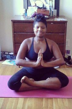 "Jessamyn Stanley talks about her new book ""Every Body Yoga"""