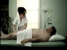 Fox Sports massage - very funny commercial