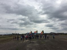 """'West Texas Activists Join Dakota Access Protesters for """"Solidarity March"""" Against Pipelines - West Texas activists are continuing their face-off against Dallas-based Energy Transfer Partners, the company building the Trans-Pecos Pipeline. Now, they're joining a broader Native American-led movement protesting the same company.... [in] a protest also billed as a """"solidarity march"""" with Native Americans opposing the Dakota Access oil pipeline in North Dakota.' #NoDAPL"""