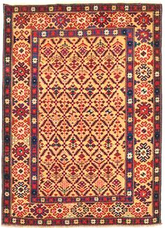 Shirvan  153 x 120 cm