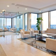 Margulies Perruzzi Architects design for a global financial services firm in downtown Boston, MA