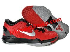 Kobe 7 Elite 488371 403 Univeristy Red Jade Blue White