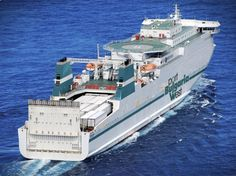 Functionality and Uses of RoRo and RoPax Vessels